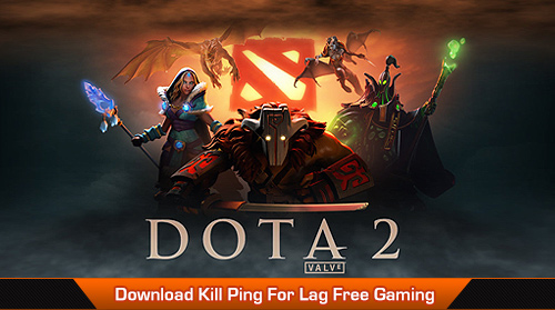 dota 2 how to ping and draw on map