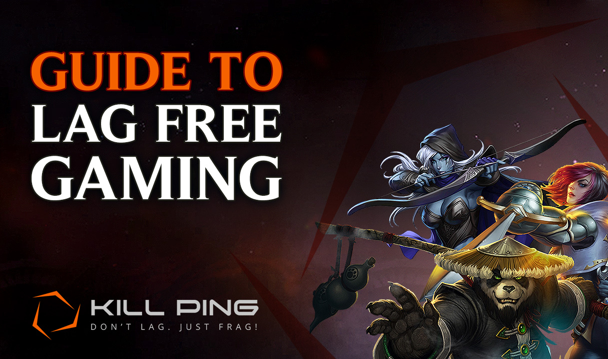 How To Manually Add Games To Kill Ping - Kill Ping