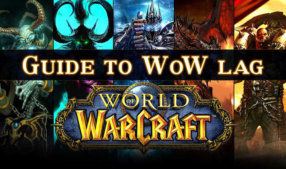 how to fix lag in wow