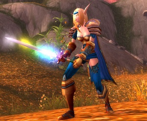chromatic swordd