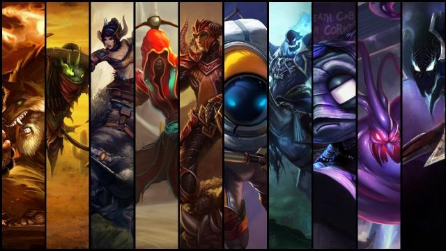 League of Legends Most Overpowered Jungle Champions - Kill Ping