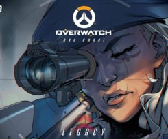 Ana gets her own Overwatch Legacy Comic and it is great
