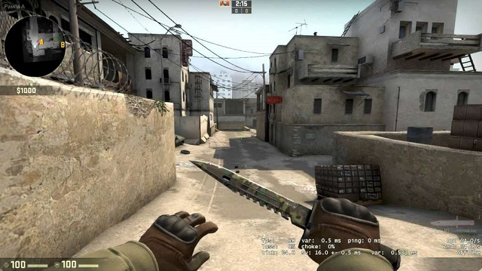 how to turn off fps and ping counter on csgo