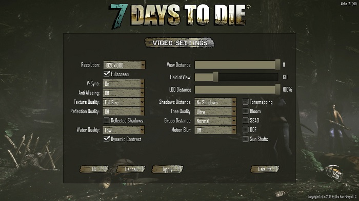 How To Fix Lag In 7 Days To Die - Kill Ping