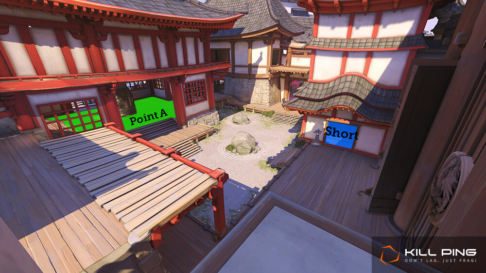 Overwatch Callouts Hanamura Bell Tower Front