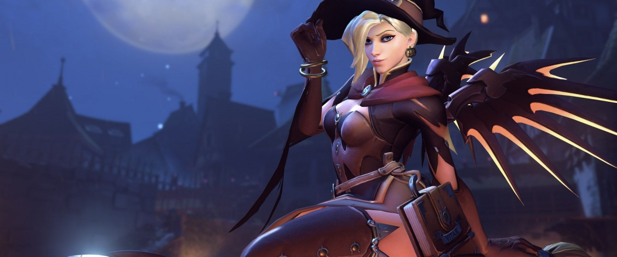 Overwatch Players Petition For Mercy Skin Tweak Gets Accepted ...