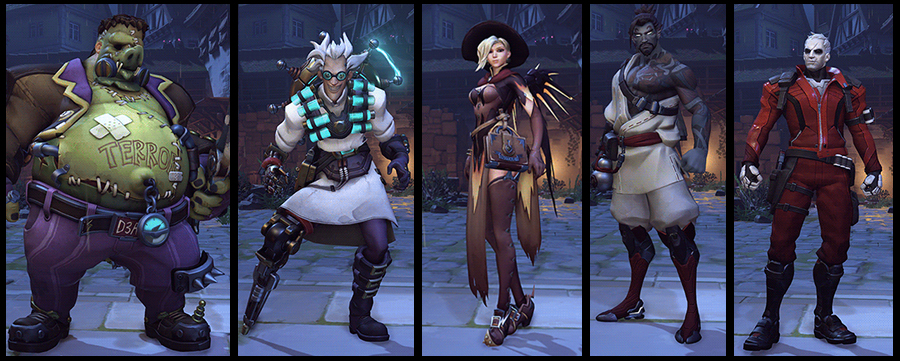 Overwatch Halloween Terror Event 2017: What Do Fans Expect? - Kill ...