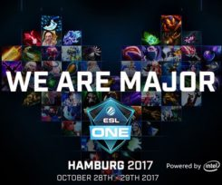 All Teams Set For ESL One Hamburg 2017