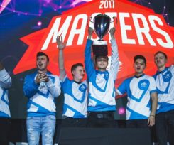 Cloud9 Takes Home IBUYPOWER Masters 2017 Title