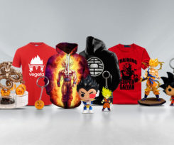The Finest Dragon Ball Z Merchandise In The World